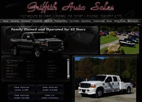 griffithautosales.com