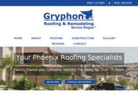 griffonroofing.com