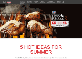 grillingflavorforecast.com