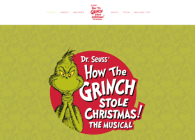 grinchmusical.com