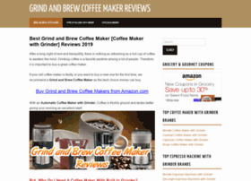 grindandbrewcoffeemakerreviews.com