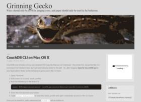 grinninggecko.com