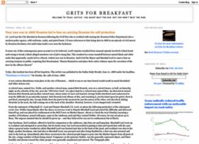 gritsforbreakfast.blogspot.com