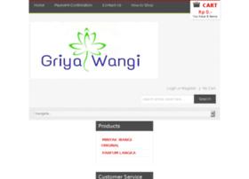 griya-wangi.com