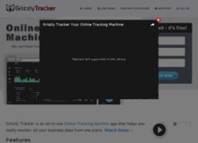 grizzlytracker.com