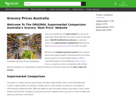 grocery.bestpricedirectory.com.au