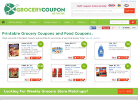grocerycouponnetwork.net