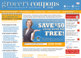 grocerycoupons.com