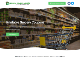 grocerycouponupdate.com