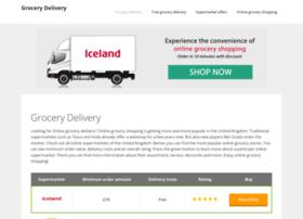 grocerydeliveryservice.co.uk