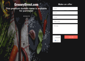 grocerydirect.com