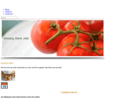 grocerystorejobmarket.com