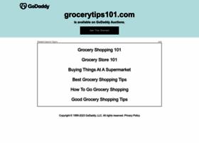 grocerytips101.com