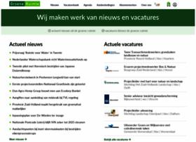 groeneruimte.nl