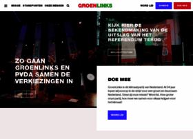 groenlinks.nl