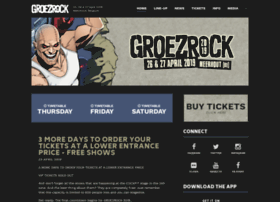 groezrock.be