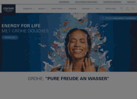 grohe.be