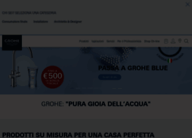 grohe.it