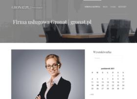 gronat.pl