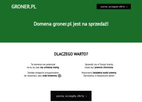 groner.pl