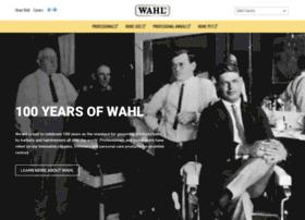 grooming.wahl.com