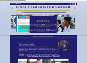 grooteschuurhigh.co.za