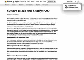 groovemusicapp.com