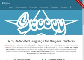 groovy.codehaus.org