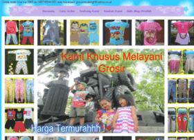 grosirbajuanaktermurah.com