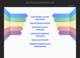 grosirbajumuslimterbaru.com