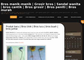 grosirbroscantik.wordpress.com