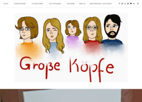 grossekoepfe.blogspot.de