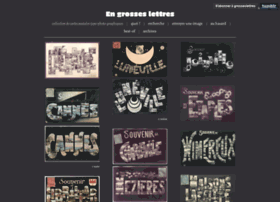 grosseslettres.tumblr.com