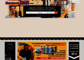 grossiste-de-marques.destockplus.com