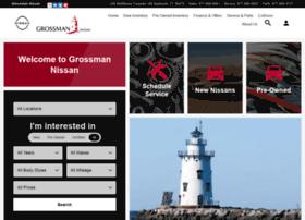 grossmannissan.com