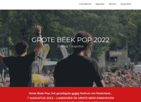 grotebeekpop.nl