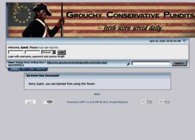 grouchyconservativepundits.com