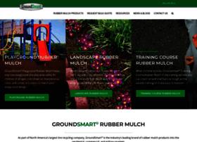 groundsmartrubbermulch.com