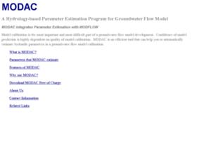 groundwater-modac.com