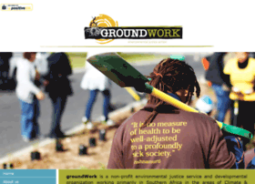 groundwork.org.za