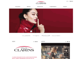 groupe-clarins.com