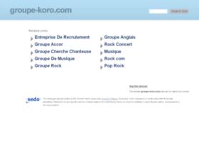 groupe-koro.com