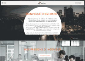 groupe-matis.com