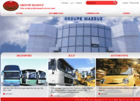 groupe-mazouz.com