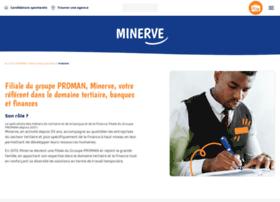 groupe-minerve.eu