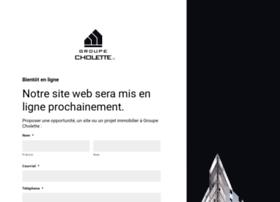 groupecholette.com