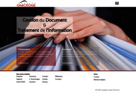 groupeomicrone.com