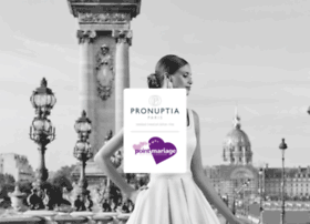 groupepronuptia.com