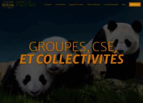 groupes.zoobeauval.com