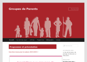groupesdeparents.com